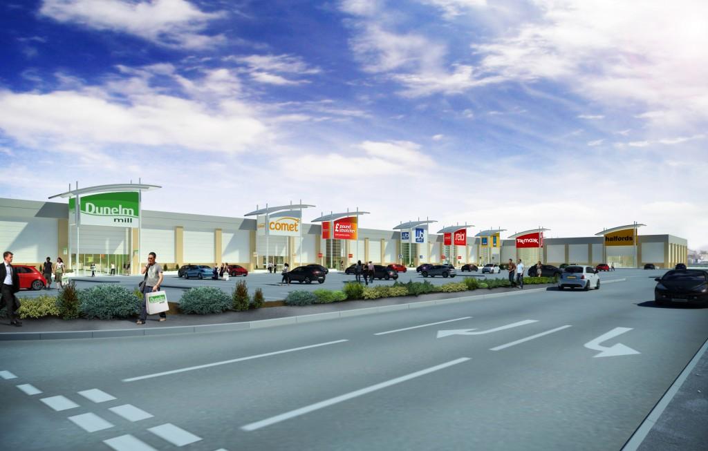 Retail Parks Dwr Propertydwr Property